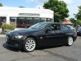 2009 Black Sapphire Metallic BMW 3 Series 335xi Coupe #69657571