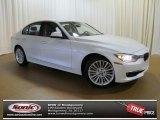 2012 Mineral White Metallic BMW 3 Series 328i Sedan #69658012