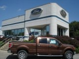 2012 Golden Bronze Metallic Ford F150 XLT SuperCrew 4x4 #69657552