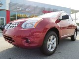 2012 Cayenne Red Nissan Rogue S #69657991