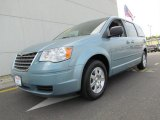 2010 Clearwater Blue Pearl Chrysler Town & Country LX #69658336