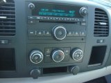 2008 Chevrolet Silverado 1500 LT Extended Cab Controls