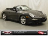 2008 Black Porsche 911 Carrera Cabriolet #69657981