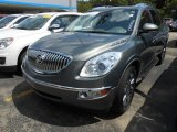 2010 Buick Enclave Gray Green Metallic