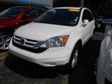 2011 Taffeta White Honda CR-V EX-L 4WD #69657512