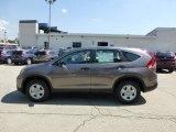 2012 Urban Titanium Metallic Honda CR-V LX 4WD #69658305