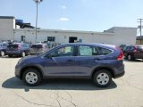 2012 Twilight Blue Metallic Honda CR-V LX 4WD #69658302