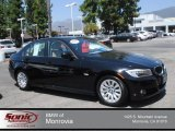 2009 Black Sapphire Metallic BMW 3 Series 328i Sedan #69657959