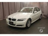 2009 Alpine White BMW 3 Series 328xi Sedan #6954718