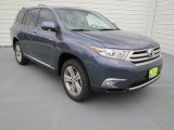 2012 Shoreline Blue Pearl Toyota Highlander Limited #69657876