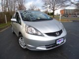 2013 Alabaster Silver Metallic Honda Fit  #69658270
