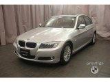 2009 Titanium Silver Metallic BMW 3 Series 328xi Sedan #6954722