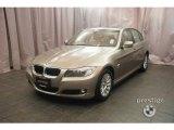 2009 Platinum Bronze Metallic BMW 3 Series 328xi Sedan #6954720