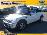 2007 Pepper White Mini Cooper Convertible #69657847