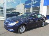 2013 Indigo Night Blue Hyundai Sonata GLS #69657394