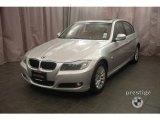 2009 Titanium Silver Metallic BMW 3 Series 328xi Sedan #6954714