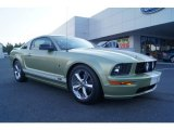 2006 Legend Lime Metallic Ford Mustang GT Premium Coupe #69657742