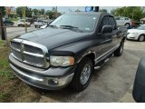 2002 Graphite Metallic Dodge Ram 1500 ST Quad Cab #69658157