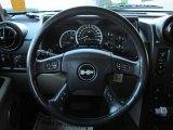 2006 Hummer H2 SUV Steering Wheel