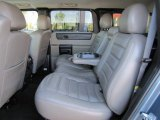 2006 Hummer H2 SUV Wheat Interior