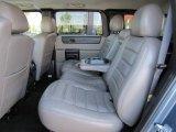 2006 Hummer H2 SUV Wheat Interior