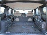 2006 Hummer H2 SUV Trunk