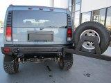 Slate Blue Metallic Hummer H2 in 2006