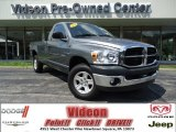 2008 Mineral Gray Metallic Dodge Ram 1500 ST Regular Cab 4x4 #69728394