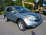 2010 Opal Sage Metallic Honda CR-V EX-L AWD #69728382