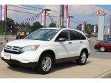 2010 Taffeta White Honda CR-V EX AWD #69728352