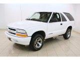 2004 Chevrolet Blazer LS Data, Info and Specs