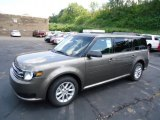 2013 Ford Flex Mineral Gray Metallic