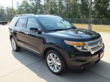 2013 Tuxedo Black Metallic Ford Explorer XLT #69728339
