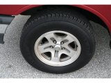 Mazda B-Series Truck 1999 Wheels and Tires