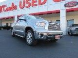 2011 Silver Sky Metallic Toyota Tundra Platinum CrewMax 4x4 #69727605