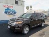 2013 Kodiak Brown Metallic Ford Explorer XLT #69727595