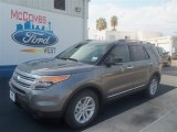 2013 Sterling Gray Metallic Ford Explorer XLT #69727594