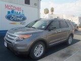 2013 Sterling Gray Metallic Ford Explorer XLT #69727594