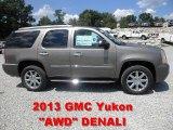 2013 Mocha Steel Metallic GMC Yukon Denali AWD #69728251