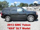2013 Onyx Black GMC Yukon SLT 4x4 #69728248