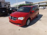 2013 Redline 2 Coat Pearl Dodge Grand Caravan SXT #69727942
