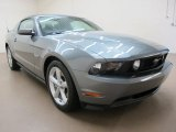 2011 Sterling Gray Metallic Ford Mustang GT Premium Coupe #69727544