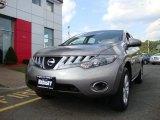 2009 Platinum Graphite Metallic Nissan Murano S AWD #69727885