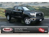 2012 Black Toyota Tundra Double Cab 4x4 #69727524