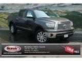 2012 Magnetic Gray Metallic Toyota Tundra Platinum CrewMax 4x4 #69727519