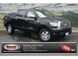 2012 Black Toyota Tundra Limited CrewMax 4x4 #69727518