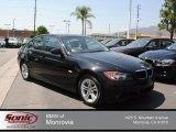 2008 Black Sapphire Metallic BMW 3 Series 328i Sedan #69727829