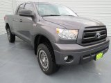 2011 Magnetic Gray Metallic Toyota Tundra TRD Rock Warrior Double Cab 4x4 #69727828