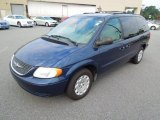 2003 Midnight Blue Pearl Chrysler Town & Country LX #69728165