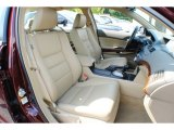2009 Honda Accord EX-L V6 Sedan Front Seat